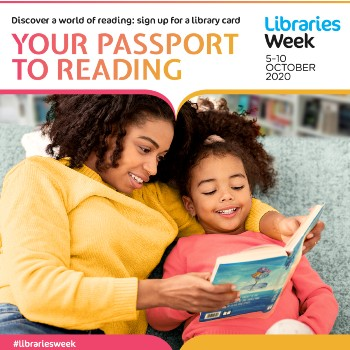 Libraries Week Oct 5