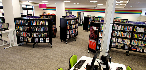 Cullompton Library