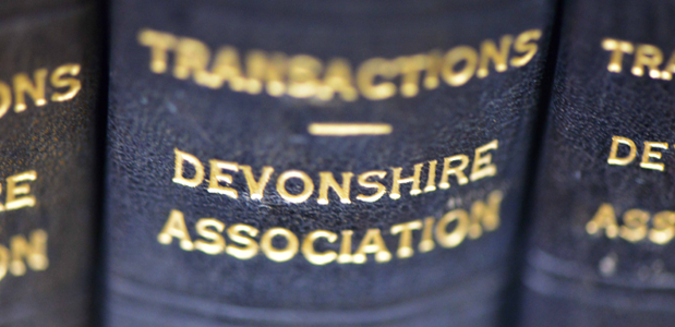 Transactions of the Devonshire Association