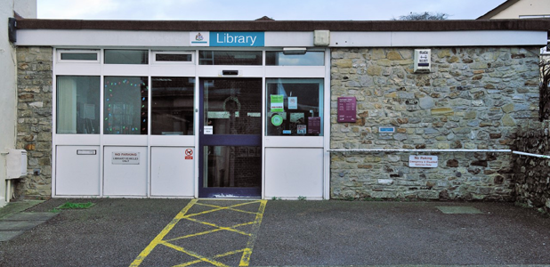 Axminster Library