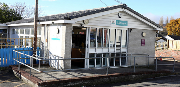 Bovey Tracey Library