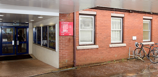Clyst Vale Library