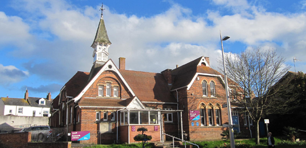 Exmouth Library