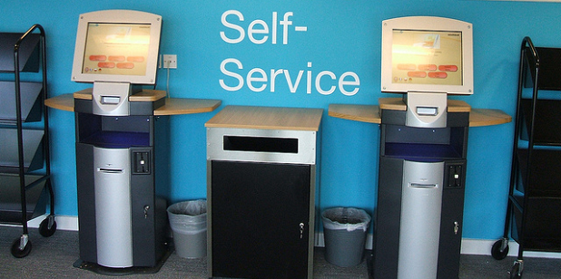Self-service technology