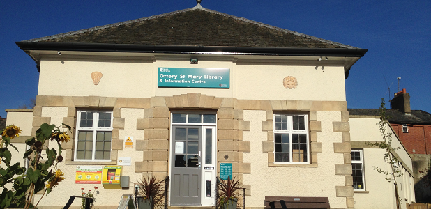 Ottery St Mary Library