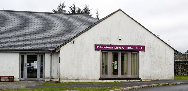 Princetown Library