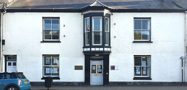 South Molton Library