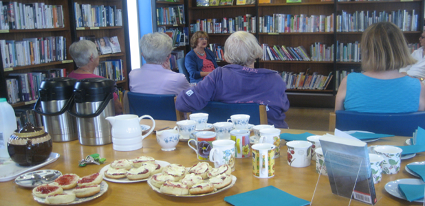 Talks and Cream Teas