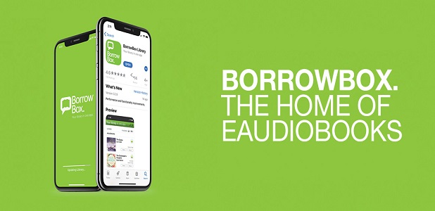 eAudiobooks from BorrowBox