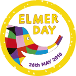 Come along to celebrate Elmer Day at Okehampton Library. Listen to a story all about Elmer, then build Elmer and his friends using the Duplo and Lego. Take part in the 'Elmer Hunt' in the library with a chance to win a copy of an Elmer book. Lots of colourful fun all morning!