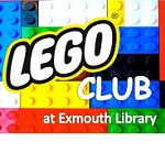 PLEASE NOTE: There will be no Lego Club on Sat 26th May due to our programme of Exmouth Festival Events. Do you love Lego? Yes! Then you need to join Lego Club! Every other Saturday at Exmouth Library we host a morning of Lego Fun! Take part in one of our challenges or just get creative with those bricks! It's completely free with no need to book and all ages are welcome.