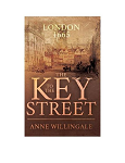 Meet Anne Willingale, author of The Key to the Street and member of the society of authors. Anne is prolific in writing novels, children's stories, article and short stories. Come and join us for a morning of literary fun.