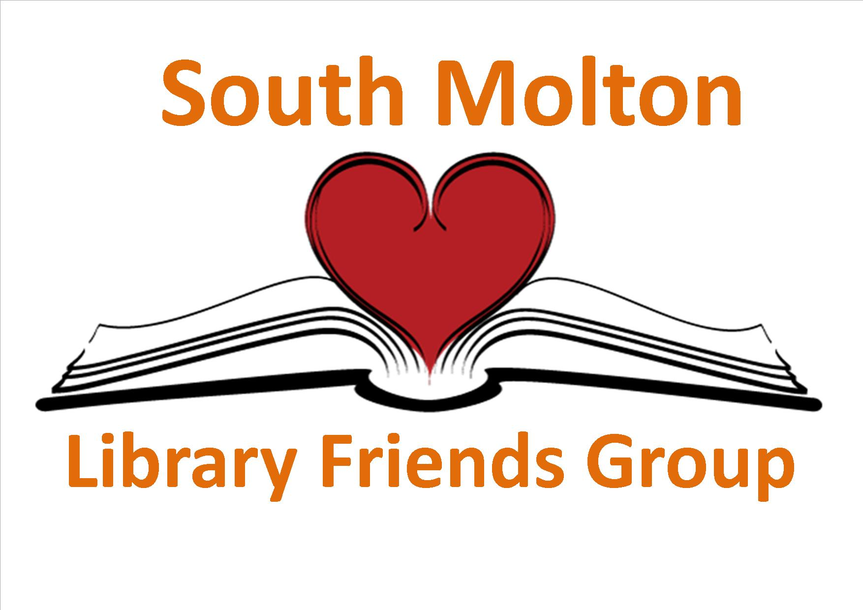 Everyone welcome to the Friends of South Molton Library Meeting. Hear about what the library has been up to and plans for future events.