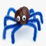 Half term week long activity from Sat 20 Oct to Sat 27 Oct. Hunt the spiders in the library (no, not the real ones !) and be entered for the prize draw.