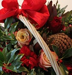 A hands-on Christmas flower arranging workshop with Julie Spiller. Create a lovely Christmas table arrangement to take home. Tickets are £8 each and must be booked in advance. Includes flowers, materials and refreshments. All you will need to bring is an apron, a pair of scissors and a small carrier bag of green foliage (if possible). Limited spaces, please book on 01404 42818. Event subsidised by the Friends of Honiton Library.