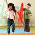 Stories, movement and dance for under 5s (Term time only)