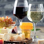 The Friends of Crediton Library are hosting the Chesse and Wine Tasting event. It is a tutored fun evening with Bruce Evans from Grape & Grain and Stuart Dowle from Quickes Cheeses. Tickets available from Crediton Library.