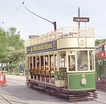 Talk organised by Honiton Library - 'History of Seaton Tramway, 1940s to present day state of the art depot'.