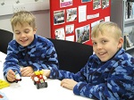 Get creative at our fanastic Lego Club !