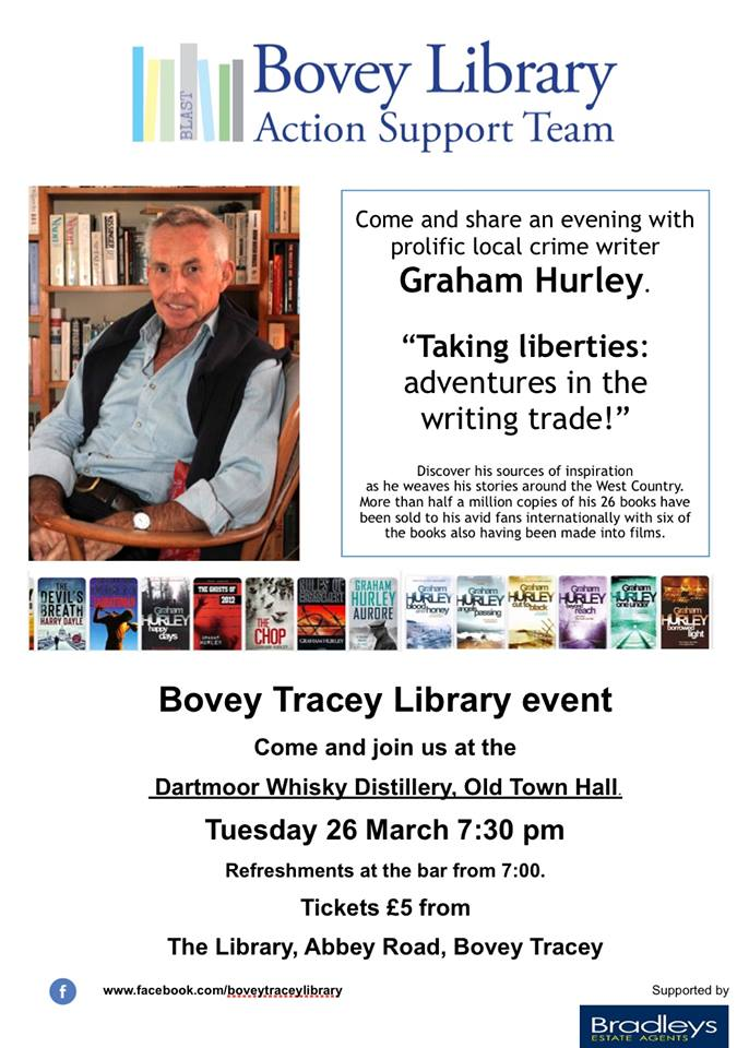 An Evening with Graham.