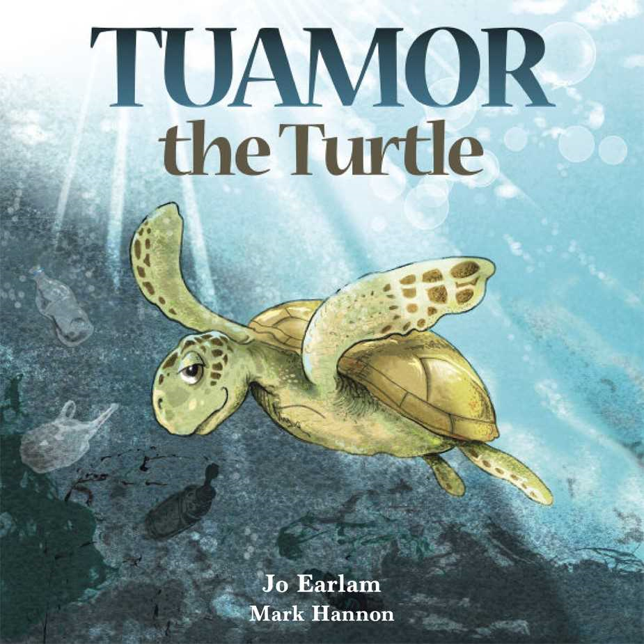 Join us to listen to author Jo Earlem read her book about Tuamor the Turtle, followed by a short presentation and the opportunity to purchase this book and have it signed by the author. Tuamor the turtle is the tale of how one tiny turtle in the Pacific Ocean takes on the might of the plastic peril. He's helped by two children, Abbie and her younger brother Charlie. But is it too late for Tuamor, who dreams of one day having youngsters of his own? Or does his message in a bottle turn the tide?