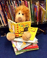 Come and listen to stories read by James, Cassie or Joe. For little ones and their big ones. Also on Fridays at 10:15.