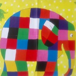 Dress up in your brightest colours and join us for an Elmer story, craft, colouring and treasure hunt.