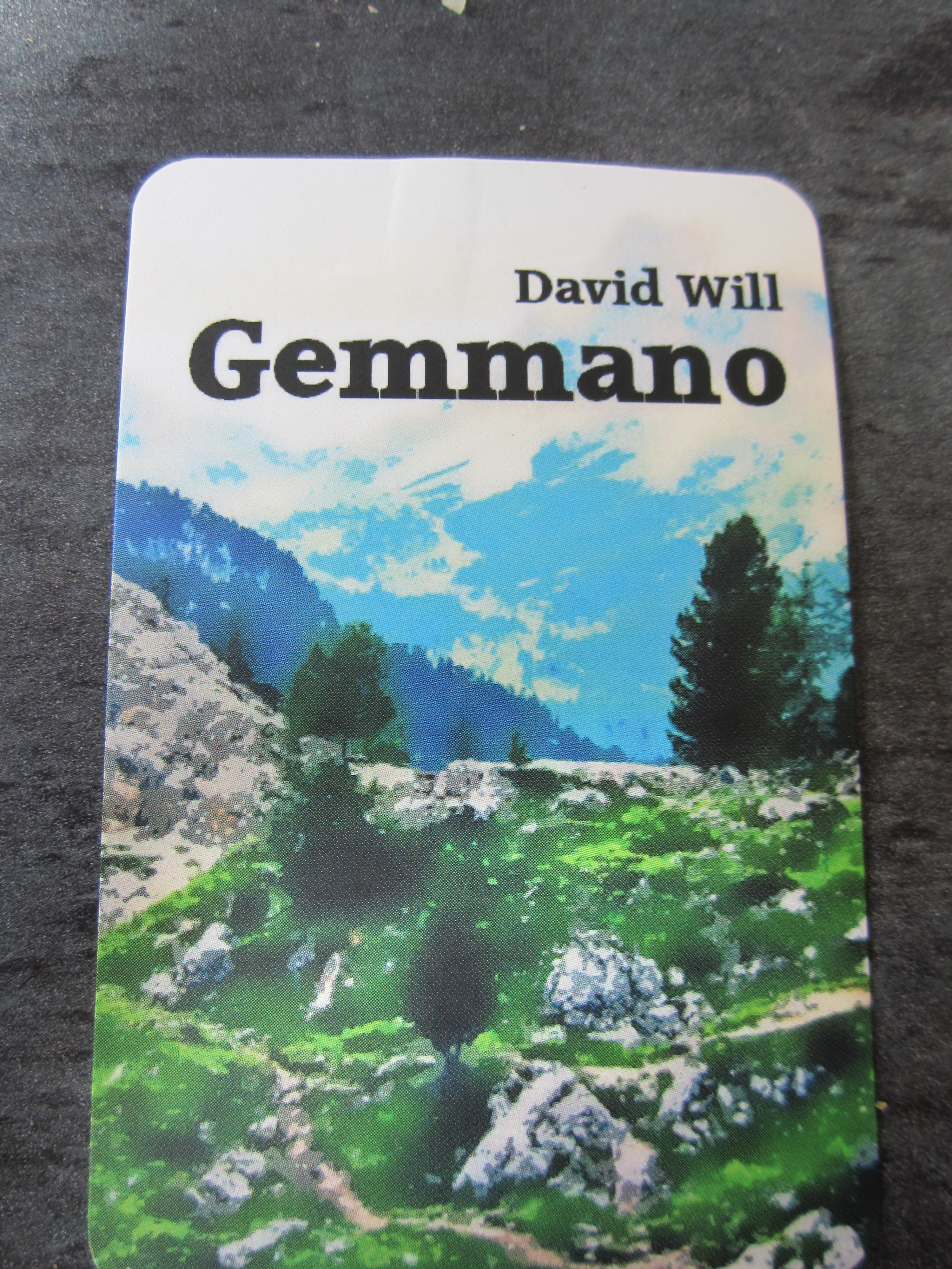 Gemmano is a powerful and moving book centred on the Battle of Gemmano in Northern Italy in 1944 and told from the perspective of two young Italian men. The talk, by local author David Will, will be accompanied by a presentation showing maps and photos giving an overview of the site and the battle, along with some historical background. David's Father was based in the area during the war and David has developed a connection to the town because of this and his Father's wartime diaries. Refreshments will be available.