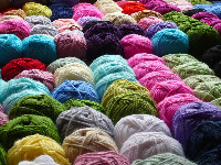 We will now have yarn craft for the last Saturday of the month - run by Sally Angel. Maybe you wanted to learn to knit, or already know but wanted to have a chat while doing so or want to have fun doing something creative with yarn, it's free so come in and join us.