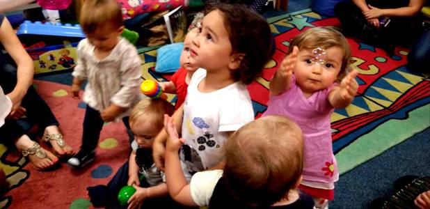 Stories & Nursery Rhymes for Babies & Toddlers. Runs every Thursday!