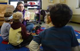 Every Saturday morning - stories for children of all ages.
