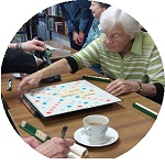 Come along and make new friends and play board games and cards. Every Friday afternoon. Board games and refreshments provided.