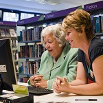 Are you new to computers, laptops or notebooks and would like to learn how to do the basics? Elite training will be coming to Crediton Library to provide a free two-morning basic computer course on Wednesday 2nd October 10.00am – 12.30pm and Wednesday 9th October 10.00am – 12.30pm. The library computers will be available but you are welcome to bring your own laptop or device. For more information or to book a place please see a member of staff.