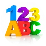 Songs and fun activities with letters and numbers for pre-school children and their carers
