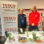 How should your plate look for a balanced diet: protein, carbs, sugar etc. Drop-in session delivered by Tesco Community Outreach.