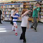 During January, the 50 libraries across Devon and four libraries in Torbay will be hosting events and activities designed to get people of all ages exercising their mind, body and soul. Our annual, month long programme sees over 250 events taking place across the county, including meditation, interactive sound games, chair yoga, blood pressure checks, dance fitness sessions, singing for wellbeing, craft for adults, Dementia Friends sessions, Torbay Climate Action, Zumba and much more. Copy and paste the following link into your internet browser to see the Devon Libraries taking part: https://padlet.com/colin_bray/1pzfi89fbv2g