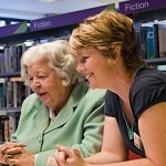 "Enjoy listening to short stories and verse over a hot drink and biscuit. This session is delivered by Upstream volunteer Lucy Berridge with the aim ""To help older adults in Devon achieve a more independent, enjoyable and longer life within their communities"". Drop in to find out more. Held on 1st and 3rd Thursday of the month. Suggested donation for refreshments £1."