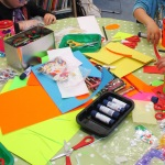 A drop in craft session, come and join us anytime during the hours above. Free but donations welcome to cover costs.