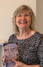 Exeter Writer member Cathie Hartigan has just published her second novel, 'Notes from the Lost' Set in WW2 Italy and Exeter in 2000. Come along and hear her talk about the book, her writing process and a reading. Visual presentation also included. St Thomas Library 27th Feb - 7.30pm £2 entry to go to the library Refreshments available