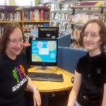 Monthly IT Drop-in session on the second Saturday of the month with staff and volunteers on hand for one to one support. Find help with basic IT skills, using the internet, creating email accounts, borrowing eBooks and eMagazines, using social media and much more. Bring your own devices or use the library computers.