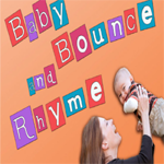 Bring your baby or toddler to our popular Bounce and Rhyme session. We sing songs and nursery rhymes, bounce and shout and generally have a great time!