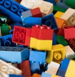 Join us for our weekly lego challenge on our Facebook page.