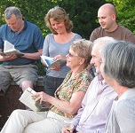 An informal, friendly meeting where we talk about our chosen book and share recommendations for a good read. Bimonthly on Friday evening, presently being held online. Please ring Crediton Library 01363 77258 or email crediton.library@librariesunlimited.org.uk for details.