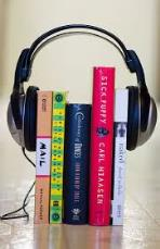 For those who enjoy listening to and chatting about audio books.