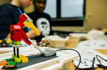 Take part in exciting projects that show you how to program. Term time only. Children aged 9 - 13 years.