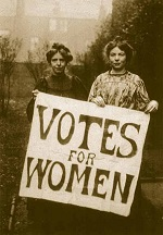 100 years ago in February 1918 some women got the vote. How much do you know about the suffragettes? Test your knowledge with our quiz in the library throughout February.